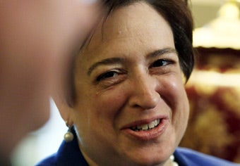 Why Is the White House Hiding Elena Kagan's Family?