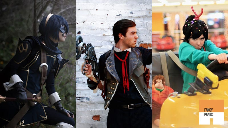Booker Cosplay Can't Catch This Fire Emblem Hotness