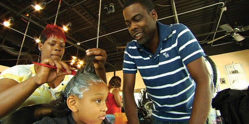 "Chris Rock's New Documentary Explores ""Good"" Hair"