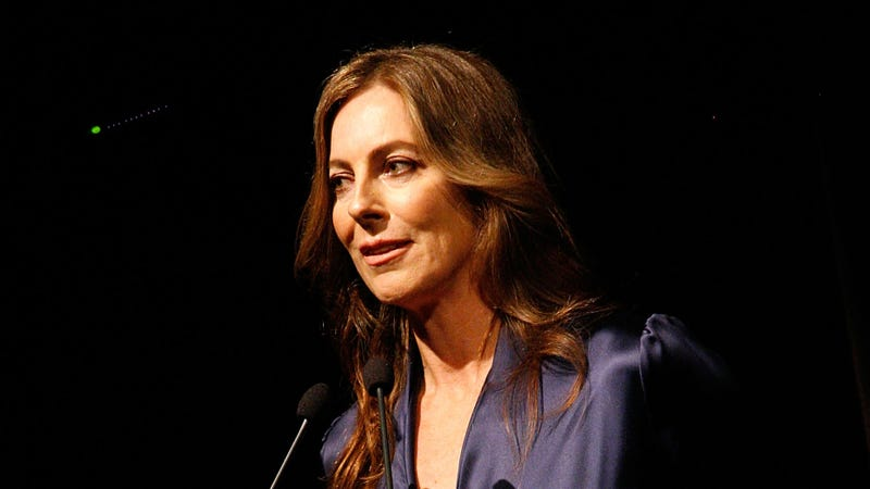 Eternal Badass Kathryn Bigelow Directing Movie About the Fall of Bin Laden