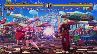 How Are The King of Fighters XII Cabinets Linked?