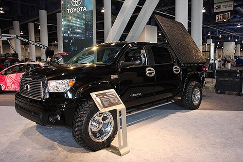 Brooks & Dunn Toyota Tundra Gallery