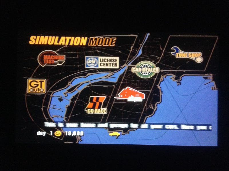 Got bored with GT6... Now I'm playing GT3-A Spec (2001)