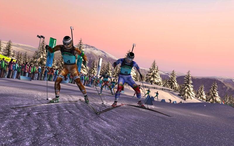 Ski & Shoot - Not Quite Skeet Surfin', But It's A Start