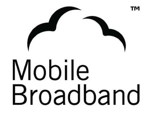 Mobile Broadband Finally Gets a Logo, But Is It a Cloud Or Seagulls?