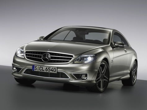 Mercedes CL65 Revealed Ahead of New York Auto Show