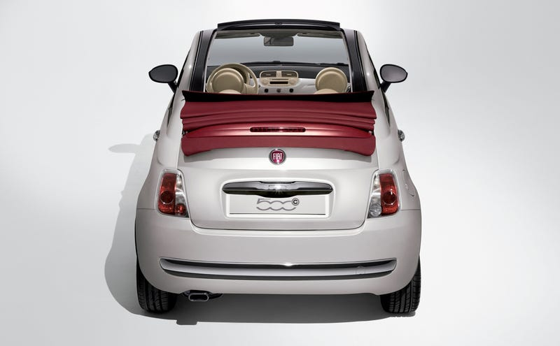 Fiat 500C: Officially Dropping Top Before Geneva