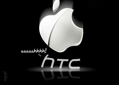 HTC Countersues Apple to Stop All iPhone, iPod, iPad Sales