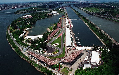 Any opponauts been to the Montreal GP?