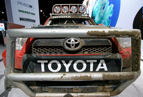 Dirty Love: The Baja 1000 Toyota 4Runner
