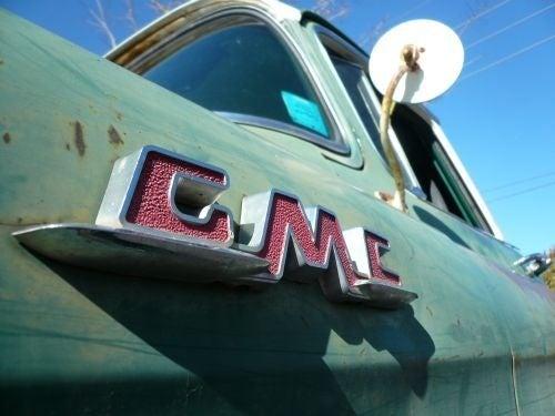 1955 GMC Half-Ton Pickup