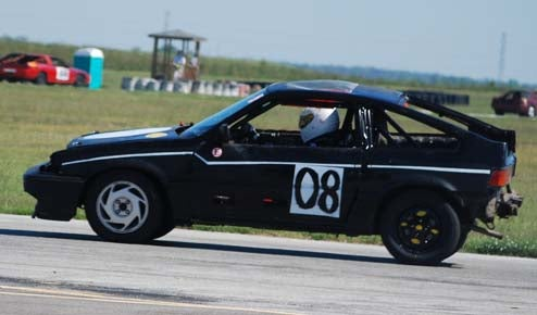 The Yeehaw It's Texas 24 Hours Of LeMons Uber Gallery, Part I
