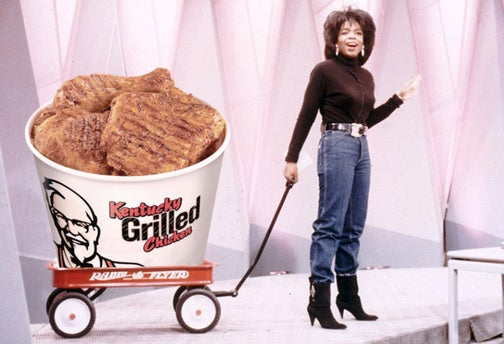 Oprah and KFC Conquer America
