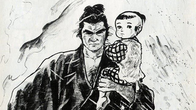Sadly, Only One Old Video Game is Called Lone Wolf & Cub