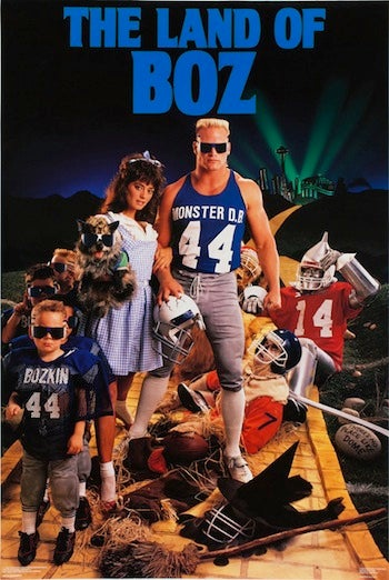 This Evening: Let's All Go To The Land Of Boz
