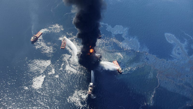 The BP Oil Spill And Deepwater Horizon Explosion: Two Years Later