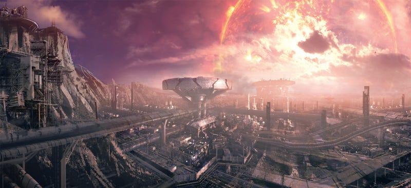 The Human-Crushing Art Of Titanfall