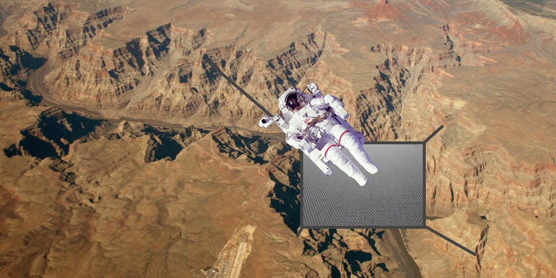 """Russia to NASA: """"Try Jumping To ISS On A Trampoline."""""""