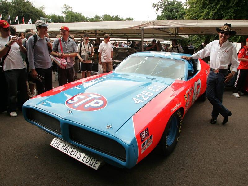 Richard Petty To Race Patrick?