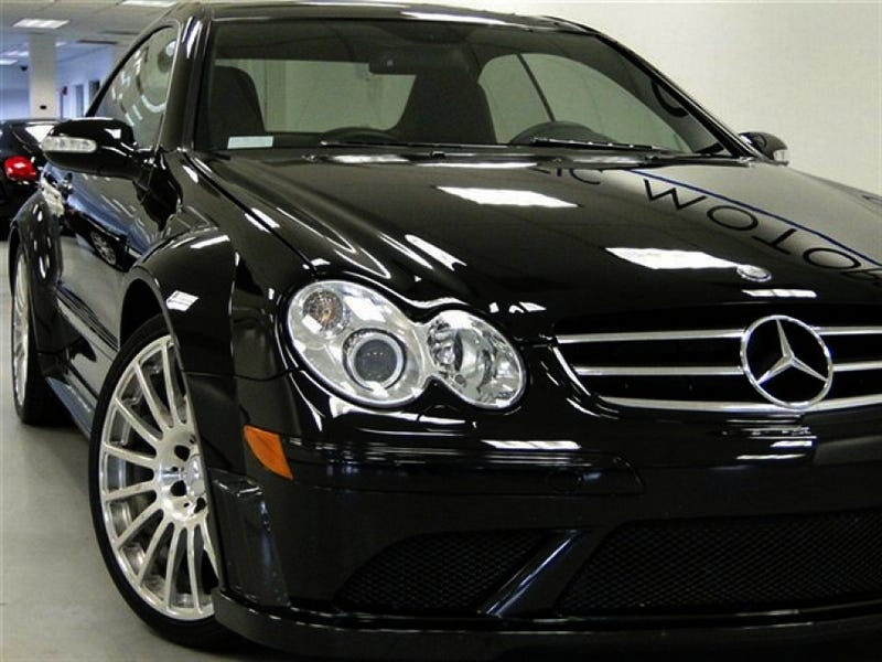 For $54,900, Welcome to AMG Black Friday