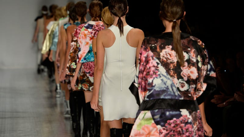 WTF: Model Scouts Look for New Talent at Eating Disorders Clinic