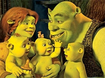 "UK Couple Says ""I Do"" In Ogre Costumes"