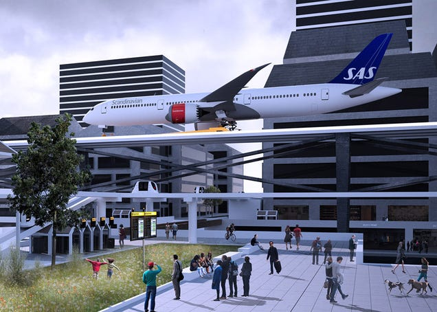 We Cannot Allow This Awful Idea for AirportDesignto Become Real