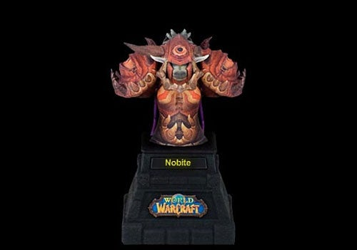 Bust Up Your World Of Warcraft Character
