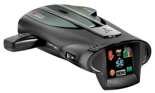 Cobra's Latest Radar Detectors Have Color Touchscreens