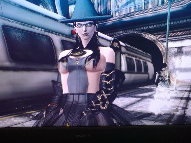 Bayonetta's Secret Costumes
