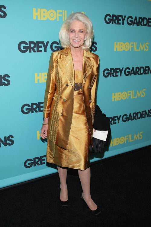 Staunch Fashions, Best Costumes For The Evening At Grey Gardens Premiere