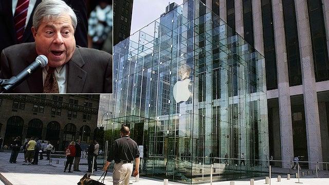 We Don't Need No Stinkin' Apple Store