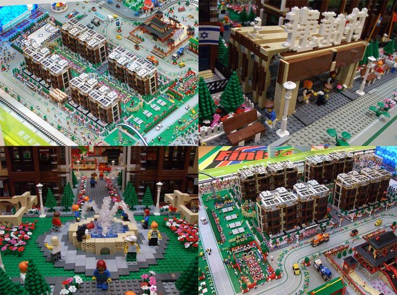 Lego Beijing Olympics Doesn't Include Tibetan Monk Minifigs