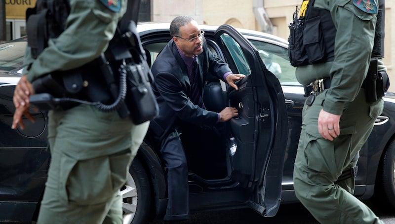 Baltimore Officer Who Drove Freddie Gray to His Death Found Not Guilty of Murder