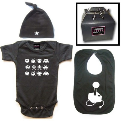 Child Gamer Indoctrination Kit Available Via Etsy