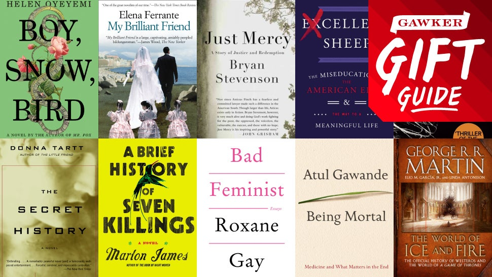 The Best Books to Give This Holiday Season: A Bookseller's Guide