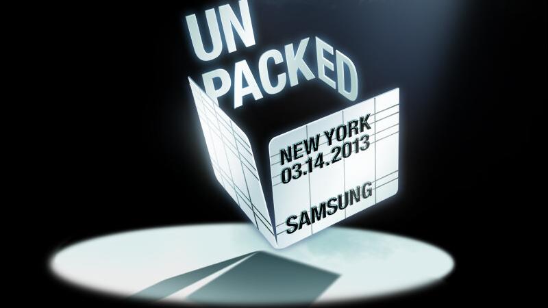 Confirmado: el Samsung Galaxy SIV llegará el 14 de Marzo