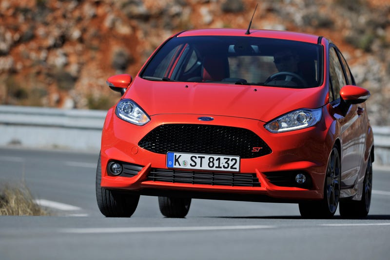 Toyobaru or Fiesta ST - Which you would rather own?