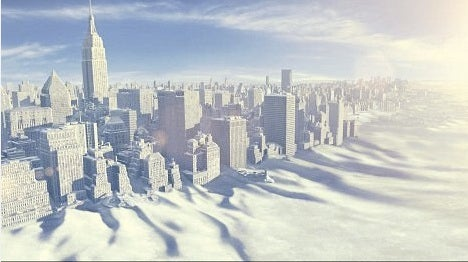 Global Warming May Have Prevented Super Ice Age