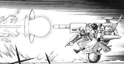 Battle Angel Alita/Gunnm: The TAY Manga Review