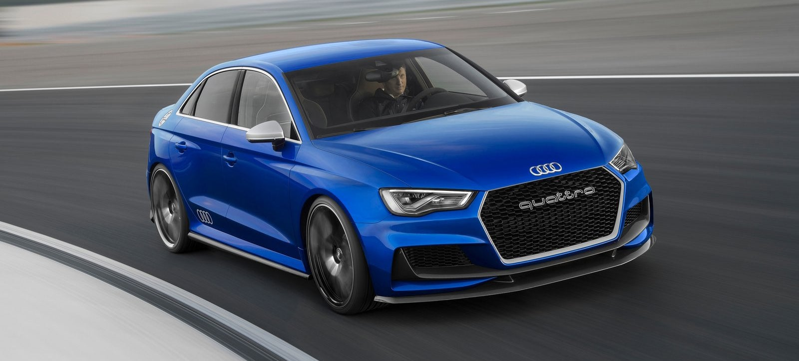 Crazy Turbo Five-Cylinder, At Least 340 HP Confirmed For 2016 Audi RS3