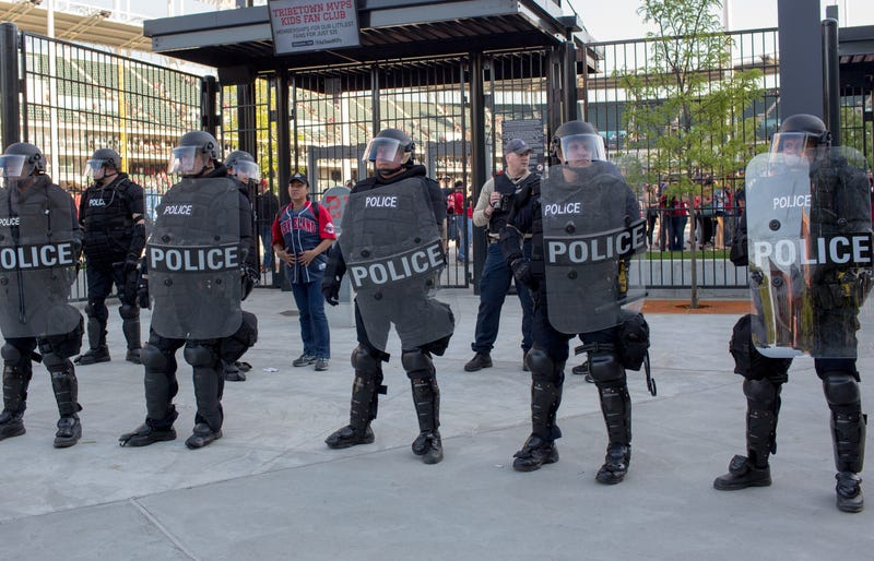 """Cleveland Is Making Room for 200""""Fresh Arrests""""at the RepublicanNational Convention"""