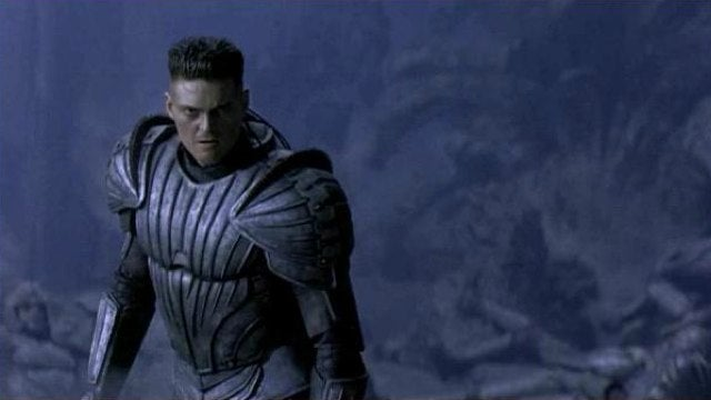 Karl Urban brings the Necromonger awesomeness to the new Riddick sequel?