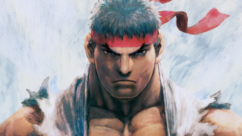 Don't Expect Street Fighter V Until Around 2018!