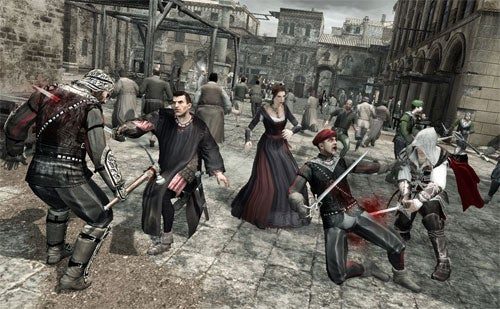 "Assassin's Creed II's ""Battle of Forli"" Taken Out Next Week"
