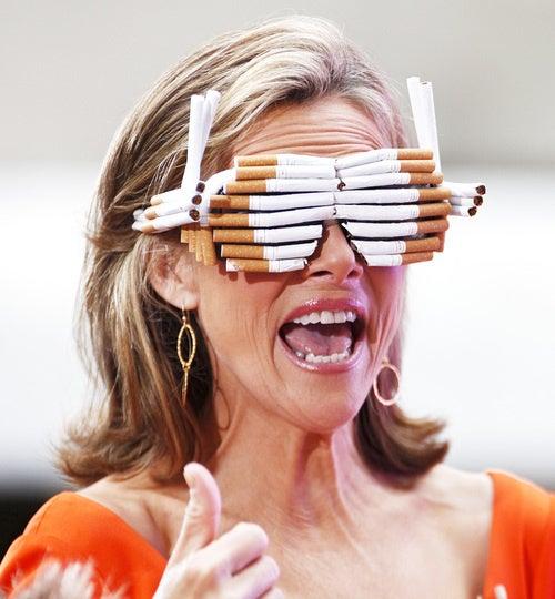 'Cigarette Tax My Ass'