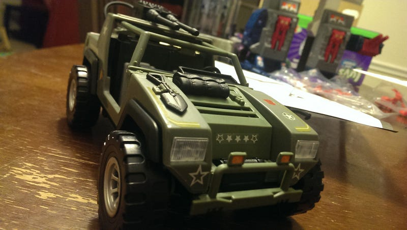 Hasbro's SDCC Exclusive G.I. Joe/Transformers Crossover Is So Sweet