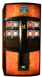 Starbucks Vending Machines Suck More Soul Out of Espresso