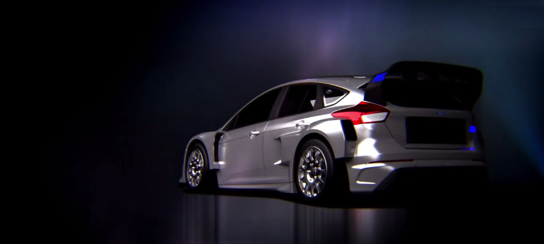 Ford Focus RS RX: What The Hell Is This?