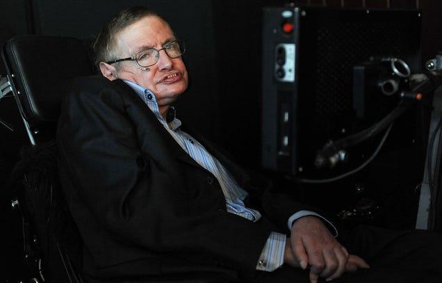 Stephen Hawking utilizará un nuevo sintetizador de voz libre y gratuito